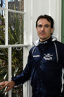 PUTNEY, LONDON, ENGLAND, 06.03.2006, French oarsman, Bastien Ripoll who was today named in Oxfords 2006 Varsity Boat Race crew, at the 2006 Presidents Challenge and Boat Race Crew announcement at the Winchester Club,  Putney.   © Peter Spurrier/Intersport-images.com.Bastien Ripoll, .[Mandatory Credit Peter Spurrier/ Intersport Images] Varsity:Boat Race