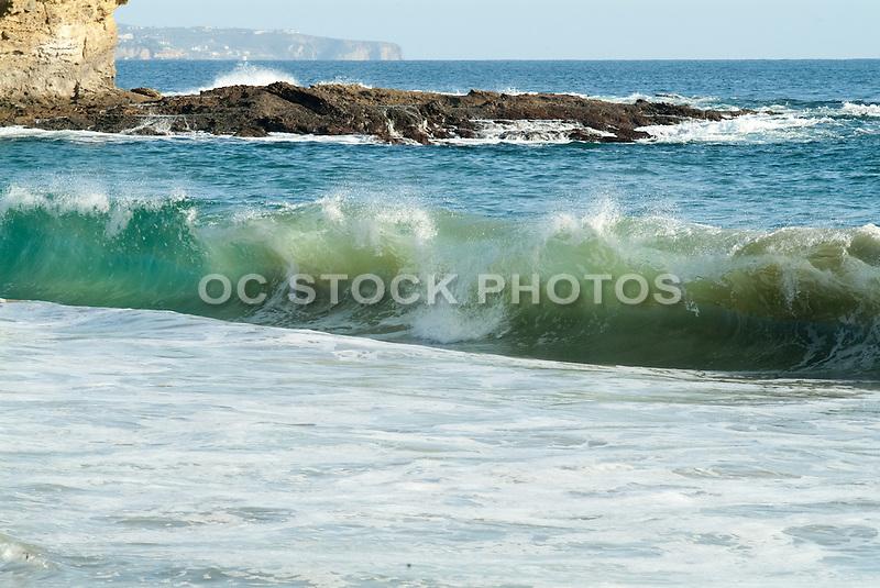 Crescent Bay Beach in Laguna Beach California