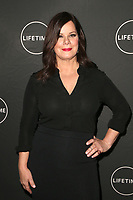 WEST HOLLYWOOD, CA - JANUARY 9: Marcia Gay Harden at the Lifetime Winter Movies Mixer at Studio 4 in West Hollywood, California on January 9, 2019.  Credit:Faye Sadou/MediaPunch