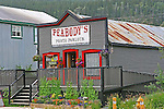 Dawson  City July 2010,THE YUKON TERRITORY, CANADA