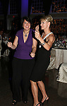 Kelley Hensley dancing w/ Vivian Gundaker at the benefit Angels for Hope which benefits St. Jude Children's Research Hospital on May 29, 2009 at the Estate at Florentine Gardens, Rivervale, NJ. (Photo by Sue Coflin/Max Photos)