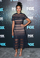 www.acepixs.com<br /> <br /> May 15 2017, New York City<br /> <br /> Morena Baccarin arriving at the 2017 FOX Upfront at Wollman Rink, Central Park on May 15, 2017 in New York City.<br /> <br /> By Line: Nancy Rivera/ACE Pictures<br /> <br /> <br /> ACE Pictures Inc<br /> Tel: 6467670430<br /> Email: info@acepixs.com<br /> www.acepixs.com