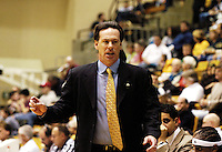 Coach Jamie Dixon @ West Point