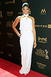 LOS ANGELES - May 1: Karla Mosley at The 43rd Daytime Emmy Awards Gala at the Westin Bonaventure Hotel on May 1, 2016 in Los Angeles, California