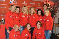 SCHAATSEN: AMSTELVEEN: 15-10-2013, De Jonge Dikkert, Perspresentatie Team LIGA, ©foto Martin de Jong