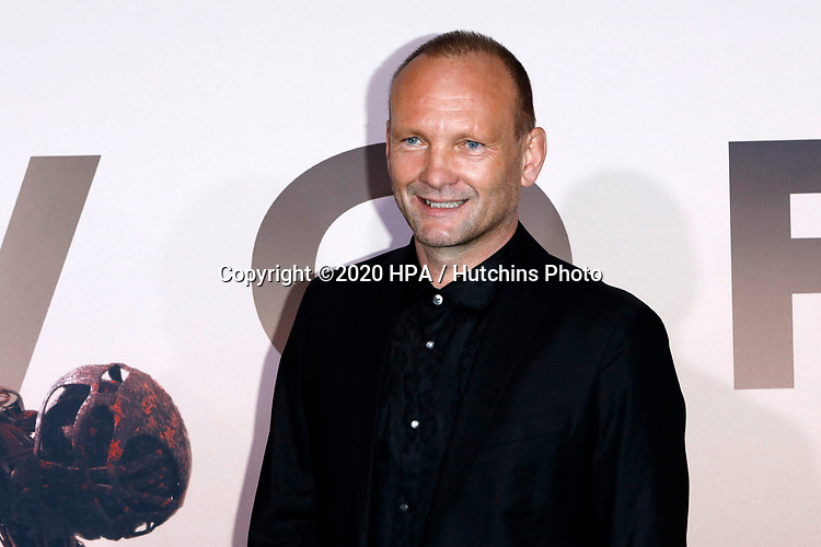 """LOS ANGELES - MAR 5:  Andrew Howard at the """"Westworld"""" Season 3 Premiere at the TCL Chinese Theater IMAX on March 5, 2020 in Los Angeles, CA"""