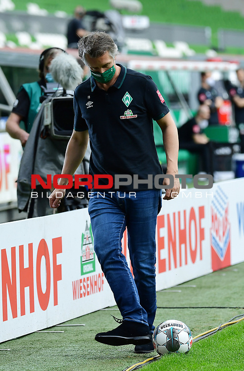 Frank Baumann (Geschaeftsfuehrer Sport, Bremen)<br />