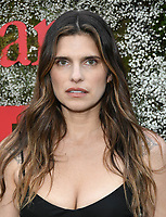 11 June 2019 - West Hollywood, California - Lake Bell. 2019 InStyle Max Mara Women In Film Celebration held at Chateau Marmont. Photo Credit: Birdie Thompson/AdMedia