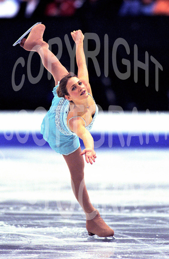 Angela Nikodinov USA. Photo copyright Scott Grant.