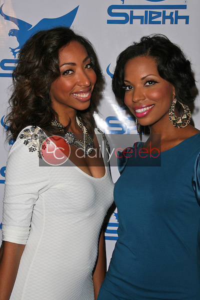 Dorcas Tejeda and Kimaris Jones<br />