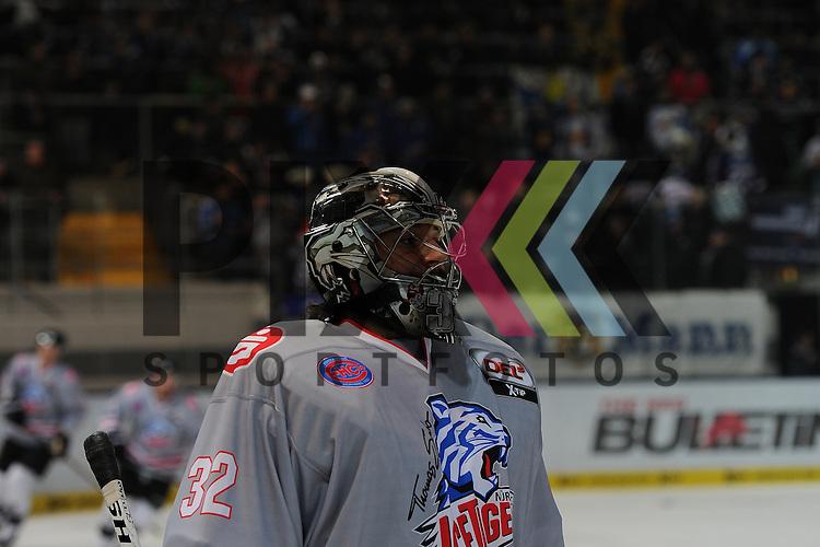 Eishockey, DEL, EHC Red Bull M&uuml;nchen - Thomas Sabo Ice Tigers N&uuml;rnberg. <br /> <br /> Im Bild Jochen REIMER (32) (Thomas Sabo Ice Tigers). <br /> <br /> Foto &copy; P-I-X.org *** Foto ist honorarpflichtig! *** Auf Anfrage in hoeherer Qualitaet/Aufloesung. Belegexemplar erbeten. Veroeffentlichung ausschliesslich fuer journalistisch-publizistische Zwecke. For editorial use only.