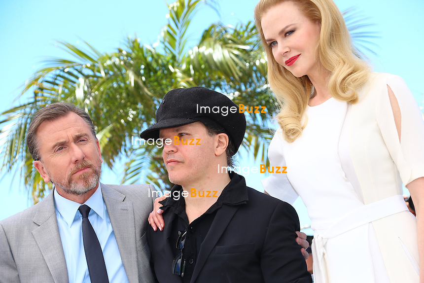 CPE/ Tim Roth, Olivier Dahan and Nicole Kidman attends the 'Grace of Monaco' photocall during the 67th Annual Cannes Film Festival on May 14, 2014 in Cannes, France