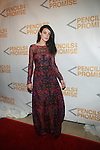 Model Jessica Stam Attends the Second Annual Pencils of Promise Gala Held at Guastavino's, NY   10/25/12