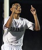 Fenton at Brandon, Boys Varsity Soccer, 9/23/15