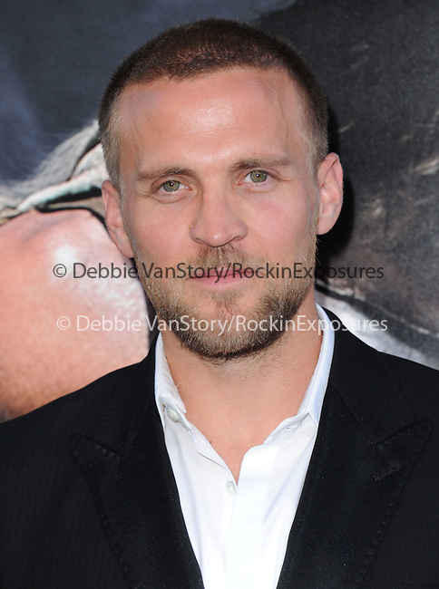 Tobias Santelmann attends The Paramount Pictures L.A. Premiere of Hercules held at The TCL Chinese Theatre in Hollywood, California on July 23,2014                                                                               © 2014 Hollywood Press Agency