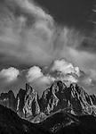 Mountain peaks, Dolomites, Italy , Geisler Group