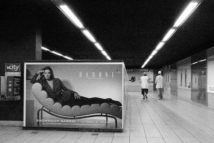 underground street life