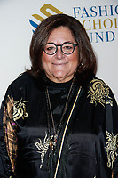 NEW YORK, NY - JANUARY 10: Fern Mallis  at 2018 Fashion Scholarship Fund Gala at the Hilton New York Midtown  on January 10, 2019 in New York City.         <br /> CAP/MPI99<br /> &copy;MPI99/Capital Pictures