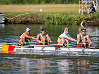 Henley Royal Regatta, Henley on Thames, Oxfordshire, 28 June - 2 July 2017.  Friday  09:19:44   30/06/2017  [Mandatory Credit/Intersport Images]<br /> <br /> Rowing, Henley Reach, Henley Royal Regatta.<br /> <br /> The Wyfold Challenge Cup<br />  The Tideway Scullers' School 'A'