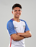 Carson, CA - January 18, 2017: USMNT U-20 Headshots at StubHub Center.