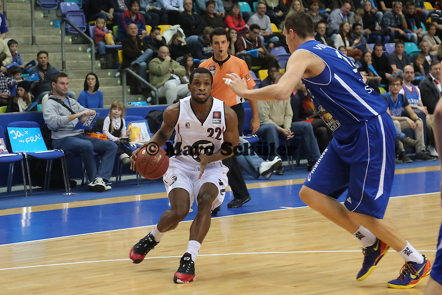 Antonio Graves (Artland)- Fraport Skyliners vs. Artland Dragons Quakenbrueck, Fraport Arena Frankfurt