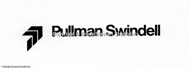 Pittsburgh PA:  The new Pullman Swindell logo designed by Lando, Inc., a prominent Pittsburgh Advertising agency - 1973.