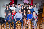 SheilaMary Breen Killarney celebrated her 21st birthday with her family and friends in the Klub bar Kilcummin on Saturday night