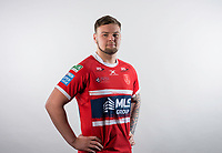 Picture by Allan McKenzie/SWpix.com - 10/01/18 - Rugby League - Super League - Hull KR Media Day 2018 - KCOM Lightstream Stadium, Craven Park, Hull, England - Brad Clavering.