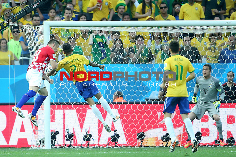 2014 Fifa World Cup opening game from group A against Brazil and Croatia.<br /> Ivica Olic<br /> <br /> Foto &copy;  nph / PIXSELL / Sajin Strukic