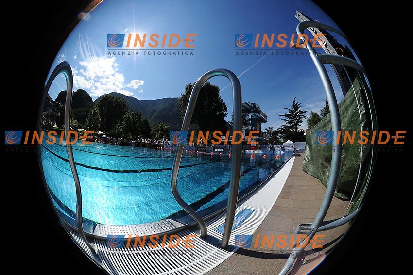 Ambiente <br /> Bolzano 01-08-2014 <br /> 20 Fina Diving Grand Prix <br /> Photo Andrea Staccioli/Insidefoto