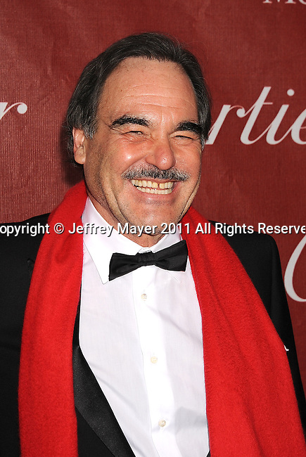 PALM SPRINGS, CA - January 08: Oliver Stone attends the 22nd Annual Palm Springs International Film Festival Awards Gala at Palm Springs Convention Center on January 8, 2011 in Palm Springs, California.