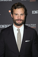 LOS ANGELES, CA - NOVEMBER 4: Jamie Dornan at the 10th Hamilton Behind the Camera Awards at Exchange LA in Los Angeles, California on November 4, 2018. <br /> CAP/MPI/FS<br /> &copy;FS/MPI/Capital Pictures