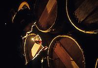 Europe/France/Aquitaine/33/Gironde/Pauillac: Chateau Lafite (AOC Pauillac) - Dégustation [Non destiné à un usage publicitaire - Not intended for an advertising use] [Non destiné à un usage publicitaire - Not intended for an advertising use]