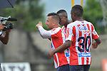 Leones igualó 2-2 ante Junior. Fecha 12 Liga Águila II-2018.