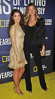 New York, NY- September 21: Nikki Reed, Gisele Bundchen attends National Geographic's 'Years Of Living Dangerously' new season world premiere at the American Museum of Natural History on September 21, 2016 in New York City.@John Palmer / Media Punch
