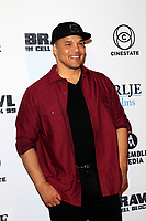 "LOS ANGELES - SEP 29:  Geno Segers at the ""Brawl in Cell Block 99"" Premiere at the Egyptian Theater on September 29, 2017 in Los Angeles, CA"