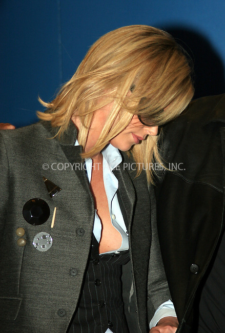 WWW.ACEPIXS.COM . . . . .  ....NEW YORK, NOVEMBER 29, 2005....Charlize Theron leaving TRL.....Please byline: NANCY RIVERA- ACE PICTURES.... *** ***..Ace Pictures, Inc:  ..Craig Ashby (212) 243-8787..e-mail: picturedesk@acepixs.com..web: http://www.acepixs.com