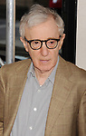 LOS ANGELES, CA - JUNE 14: Woody Allen, arrives at the 2012 Los Angeles Film Festival premiere of 'To Rome With Love' at Regal Cinemas L.A. LIVE Stadium 14 on June 14, 2012 in Los Angeles, California.