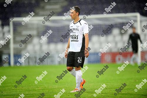 2014-07-21 / Voetbal / seizoen 2014-2015 / Rupel-Boom / Yannick Put<br /><br />Foto: mpics.be