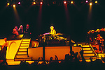 Various live photographs of British, singer/songwriter, Howard Jones.