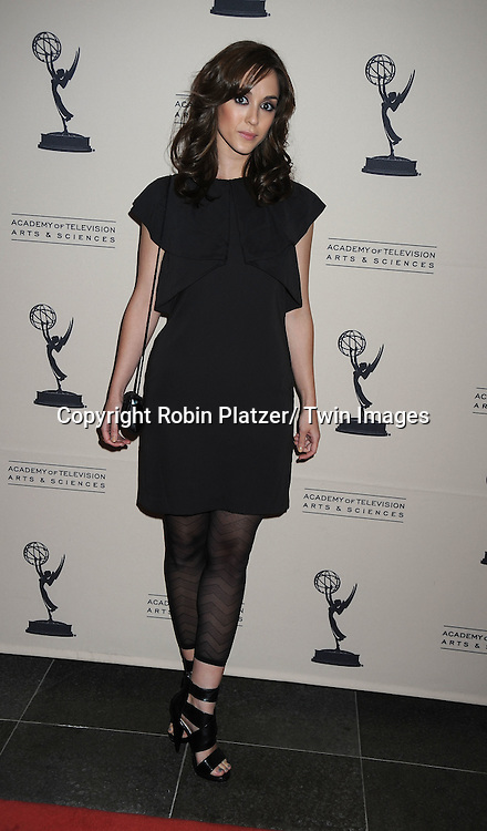 Christina Bennett Lind attending The TV Academy's Programming Peer Group cocktail Reception in honor of the 2010 nominees on June 24, 2010 at the SLS Hotel in Beverly Hills in California . .Robin Platzer/ Twin Images