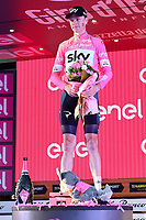 27th May 2018, Giro D italia; stage 21 Roma to Roma; Team Sky; Froome, Christopher; Roma;