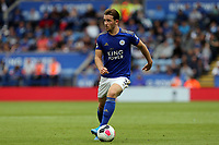 Ben Chilwell of Leicester City during Leicester City vs Wolverhampton Wanderers, Premier League Football at the King Power Stadium on 11th August 2019