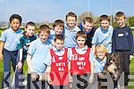 Castleisland Boys National school athletes competing for medals at the Primary schools athletic championships in An Riocht track Castleisland on Thursday was front row l-r: Jamie Brosnan, Dominick Prenderville, Padraig O'Connell, Johnaton Keane. Back row: John Bobby, Josh Horan, Neil Brosnan, Damian Feahan, Conor Browne, Noel Begley and David Knuwski