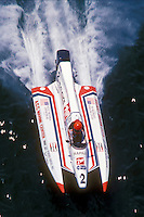 #2 USFORA Formula One (F1) Tunnel Boats, Cincinnati, Ohio 1988
