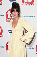 Caroline Catz<br /> at the TV Choice Awards 2018, Dorchester Hotel, London<br /> <br /> ©Ash Knotek  D3428  10/09/2018