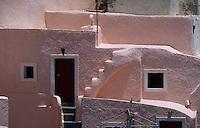 Haus in Oia, Insel Santorin (Santorini), Griechenland, Europa