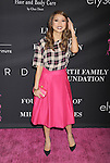 SANTA MONICA, CA- OCTOBER 18: Actress Brenda Song attends Elyse Walker presents the 10th anniversary Pink Party hosted by Jennifer Garner and Rachel Zoe at HANGAR 8 on October 18, 2014 in Santa Monica, California.