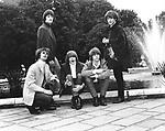 BYRDS 1965  , Roger McGuinn, Gene Clark, Michael Clarke, Chris Hillman, David Crosby..© Chris Walter..