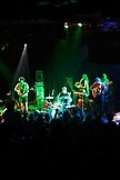 USA, California, San Francisco, NOPA, a rock concert at The Independent on Divisadero Street, Thee Oh Sees band